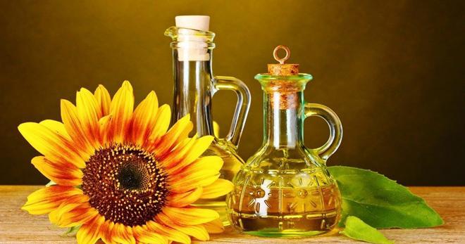 Подсолнечное масло для волос – польза и вред, состав, маска из ...
