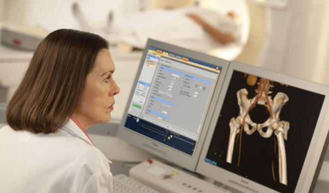 Расшифровка МРТ-снимка врачом