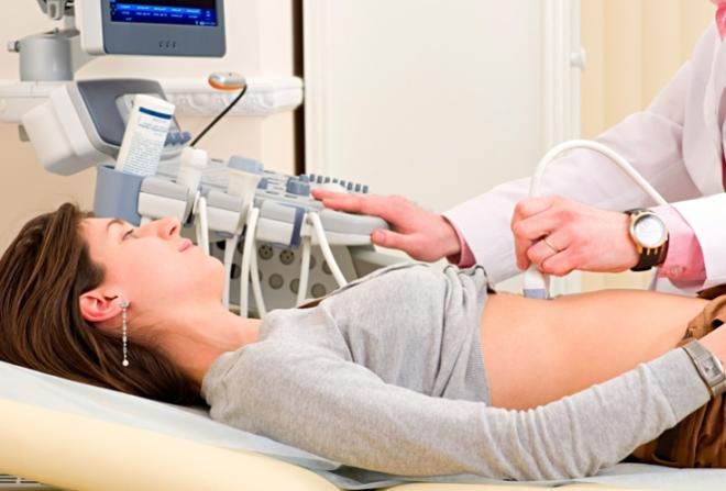 Проведение УЗИ брюшной полости при беременности