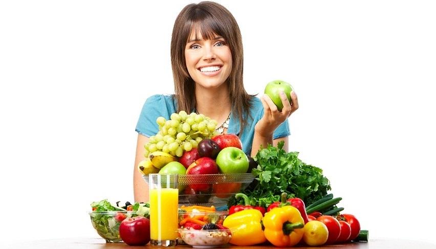 продукты для омоложения кожи лица - лучшие диеты