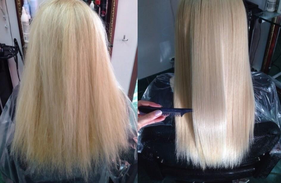 ламинирование волос во время беременности