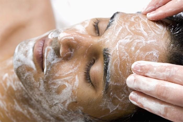 Крем для лечения себореи на коже лица