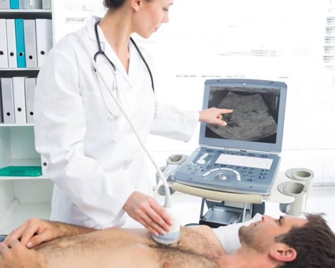 Проведение УЗИ грудной клетки