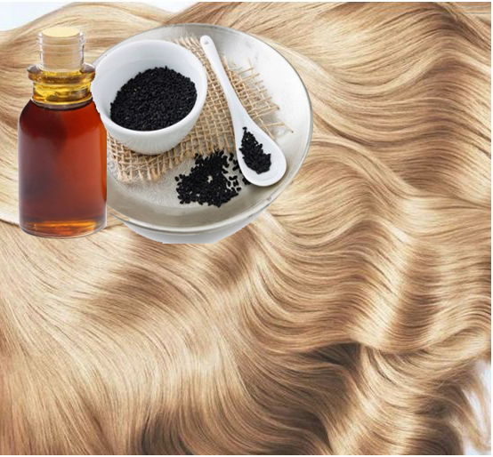 Масло чёрного тмина для волос