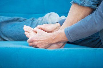 Гомеопатия при подагре на ногах