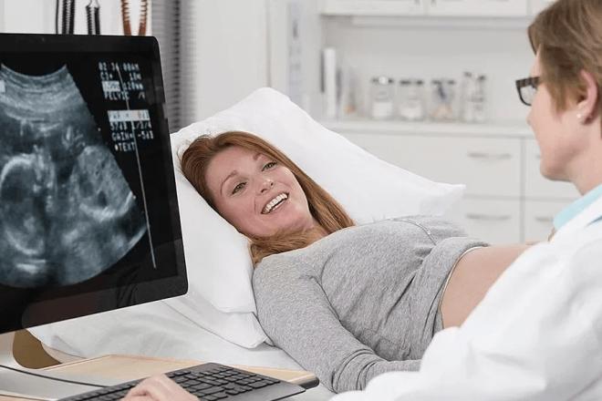 Проведение УЗИ малого таза беременной