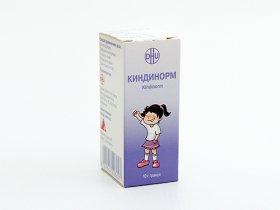 Киндинорм: инструкция по применению для детей и отзывы