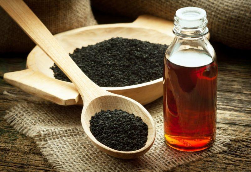 Масло черного тмина для кожи лица