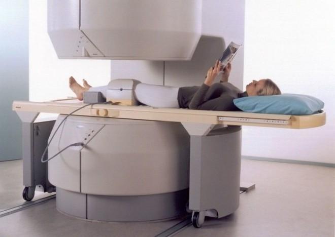 Проведение рентгена колена