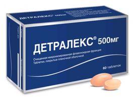 Детралекс дешевые аналоги (список), чем заменить препарат