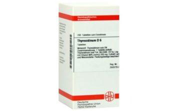 Тиреоидин: инструкция по применению и аналоги