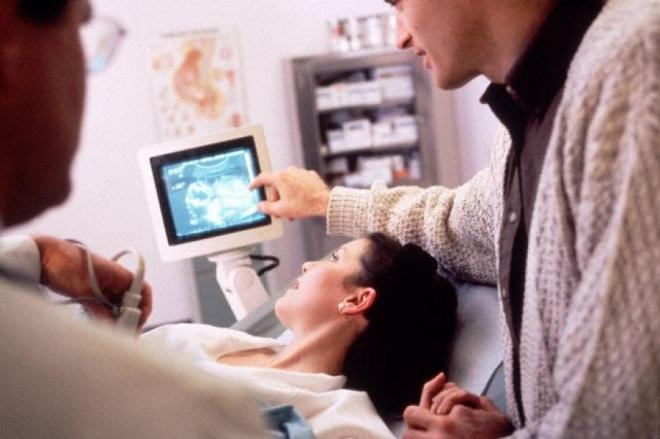 УЗИ на 33 неделе беременности