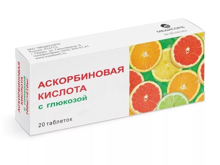 Использование аскорбиновой кислоты при задержке месячных
