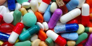 Воздействие антибиотиков