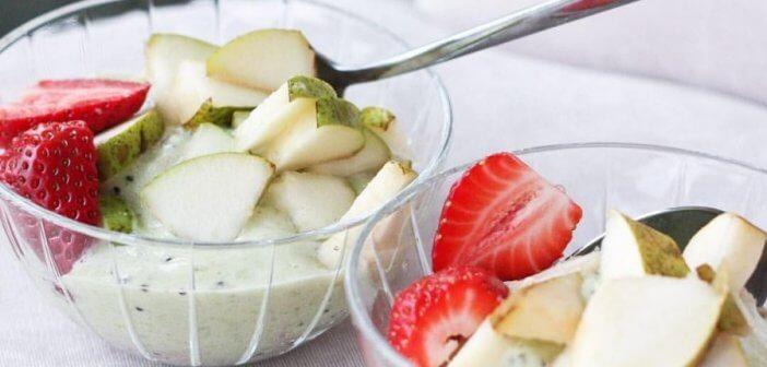 Рецепты быстрых и полезных завтраков