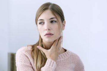 Гомеопатия при боли в горле