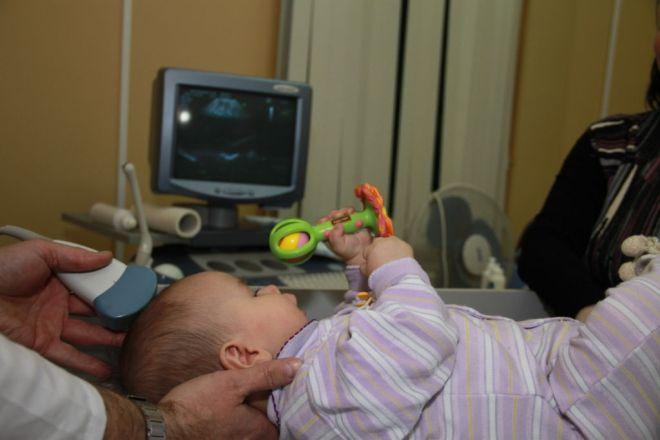 УЗДГ сосудов шеи и головы ребенку