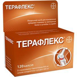 Терафлекс: аналоги подешевле (список), чем заменить лекарство