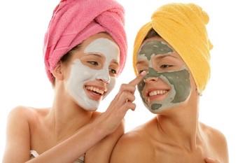 Маски для лица в бане: рецепты