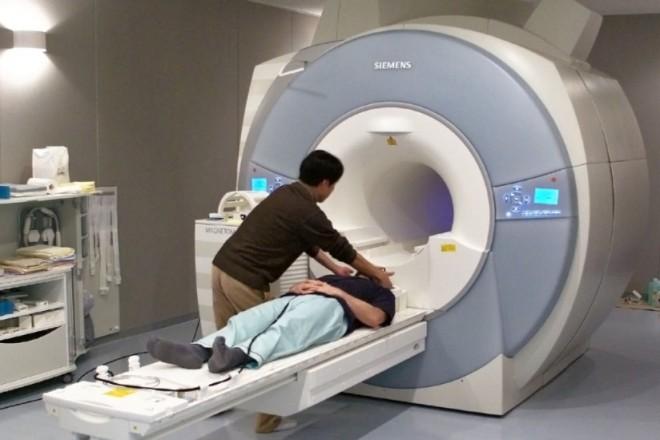 Проведение МРТ турецкого седла