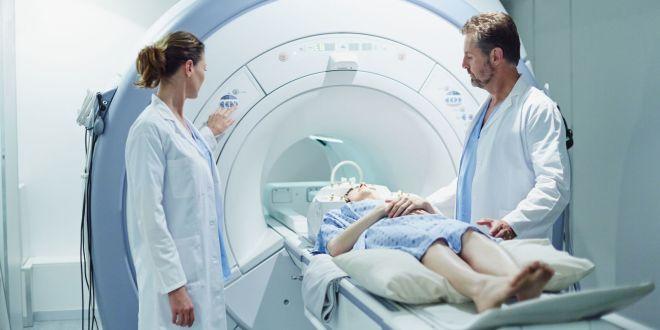 Проведение МРТ глазных орбит