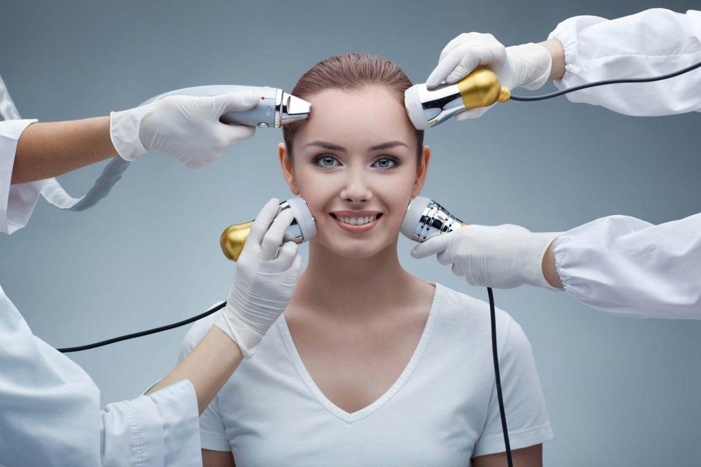 Аппаратная косметология для омоложения лица - виды процедур