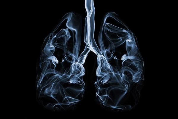 Показывает ли флюорография курение