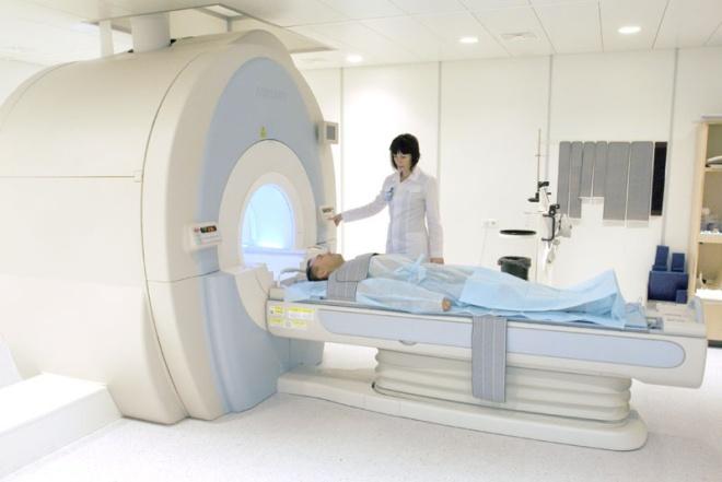 Проведение МРТ всего тела