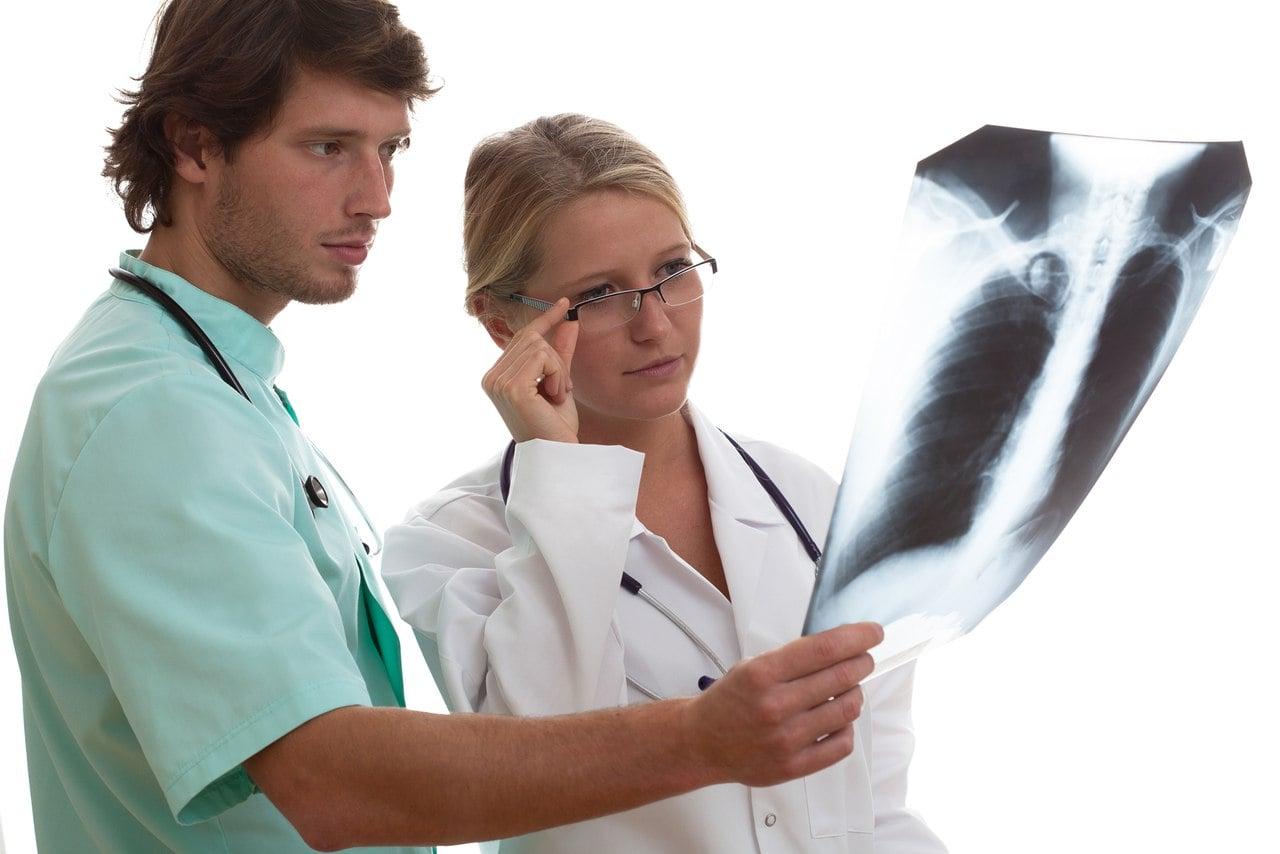 Когда делают рентгенографию легких
