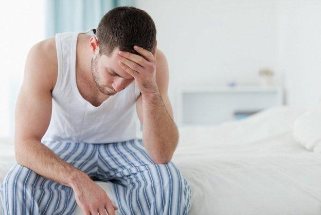 Проблемы с мужскими половыми органами