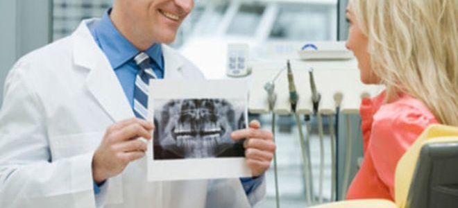 Насколько вреден рентген зубов при беременности