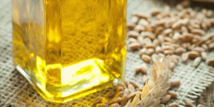 Эстракт зародышей пшеницы в бутылочке