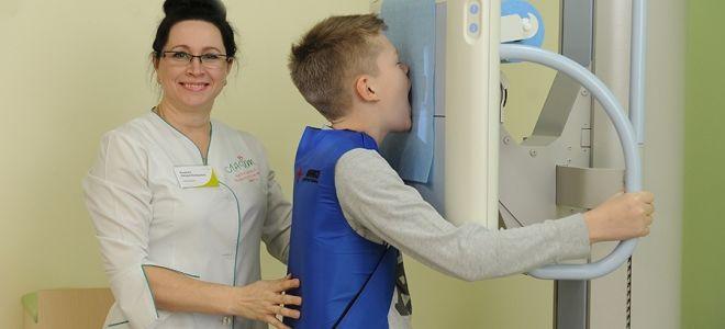Когда проводится рентген пазух носа