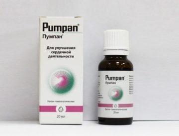 Пумпан: инструкция по применению и отзывы