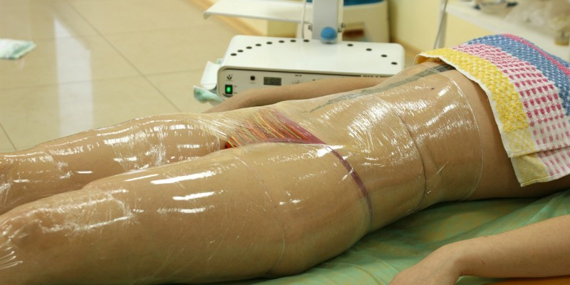 Обертывание от целлюлита в домашних условиях
