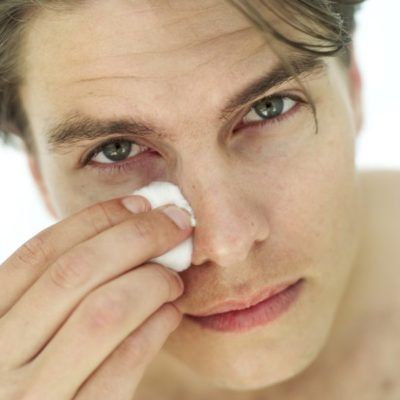 Как убрать морщины у мужчин в домашних условиях?