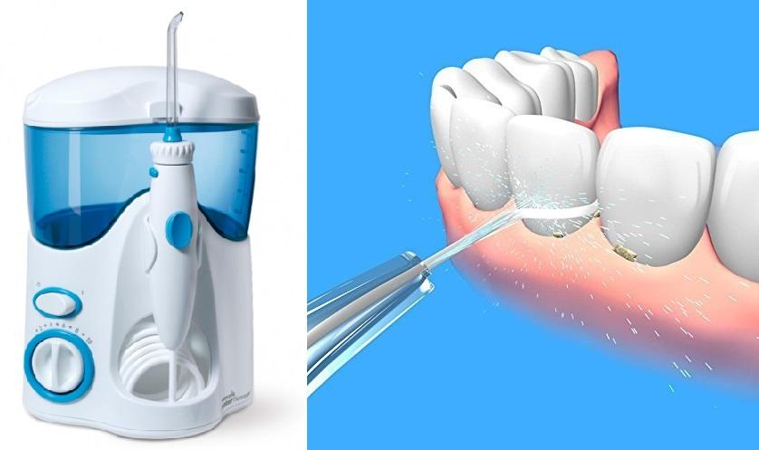 Ирригатор для чистки зубов