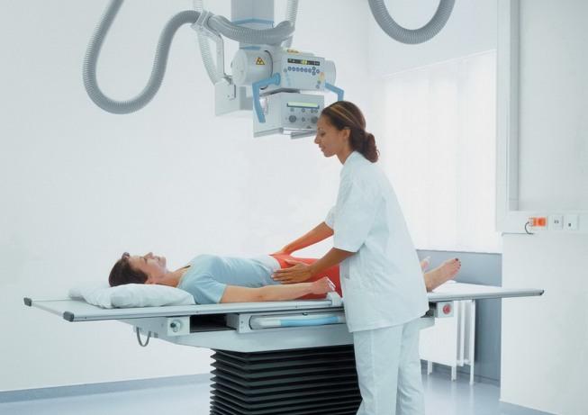 Проведение рентгена тазобедренных суставов