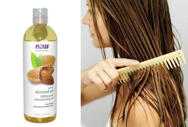миндальное масло для волос секреты применения и рецепты