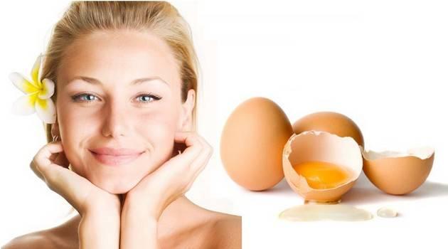 маски для волос с яицом