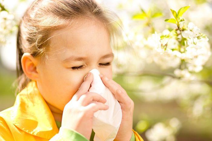 Гомеопатия от аллергии у детей
