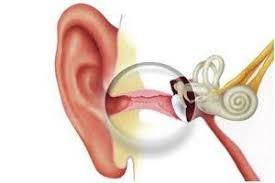 Воспаление среднего уха.