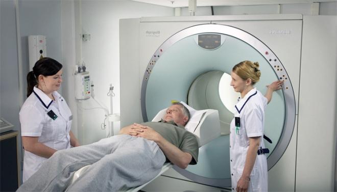Проведение КТ перфузии головного мозга