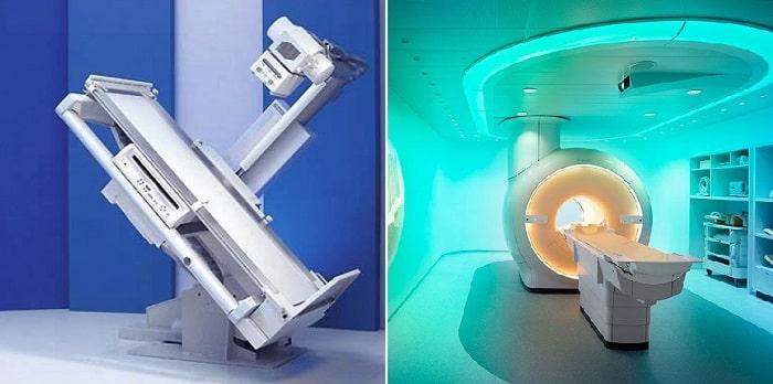 Рентген или МРТ — принципиальные отличия и особенности проведения