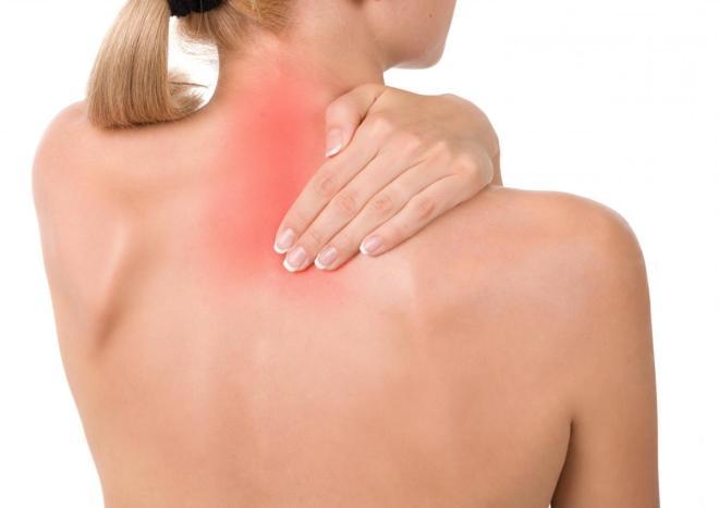 Воспаление в районе шейного отдела позвоночника