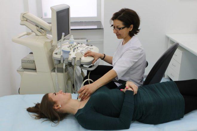 Проведение триплексного сканирования брахиоцефальных артерий