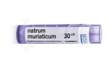 Натриум Муриатикум (Натриум хлоратум) в гомеопатии