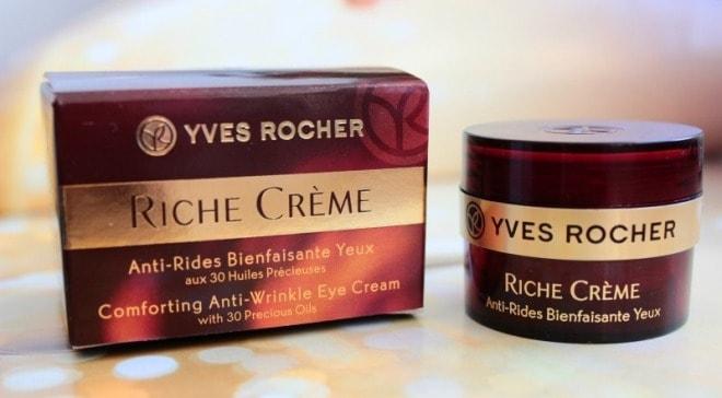 Крем для кожи лица «Riche Creme» от Yves Rosher после 40 лет