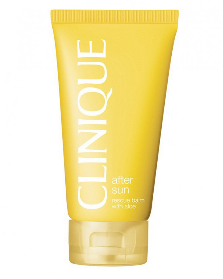 Бальзам с алоэ после загара After Sun Rescue with Aloe, Clinique