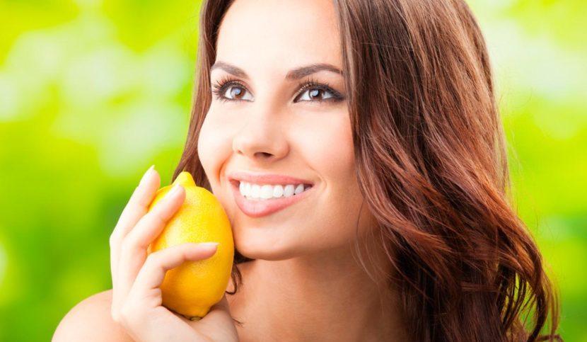 как отбелить кожу лица лимонным соком рецепты способы отзывы